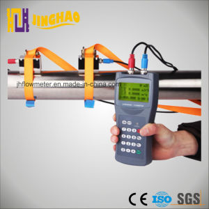 High Accuracy Handhold Ultrasonic Flowmeter for Water (TDS-100H) pictures & photos