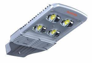 120W Bridgelux Vero 18 RoHS IP66 UL LED Street Light pictures & photos
