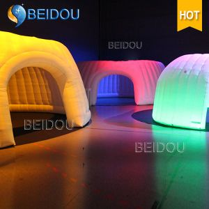 Customized LED Bubble Camping Party Event Wedding Dome Marquee Tents Inflatable Tent