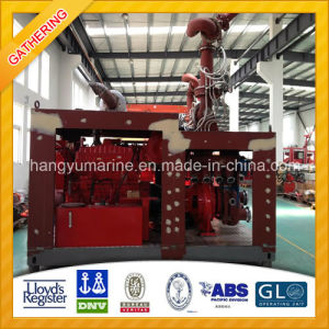 CCS Approval 1200m3/H Containerized Fire Fighting System pictures & photos
