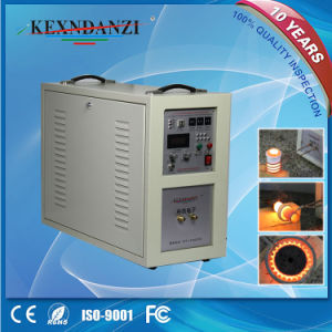 35kw Ce Certificate High Frequency Induction Heating Machine for Mechanical Tools Welding
