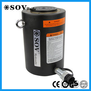 Single Acting High Tonnage Hydraulic Cylinder (SOV-CLSG) pictures & photos
