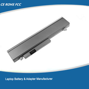 Genuine Laptop Battery F0993/X0968 DELL Latitude X300/Inspiron 300m Silver pictures & photos
