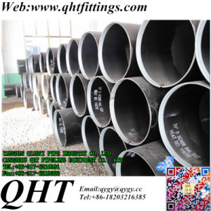 API Saw Longitudinal Alloy Steel Pipe SSAW LSAW pictures & photos