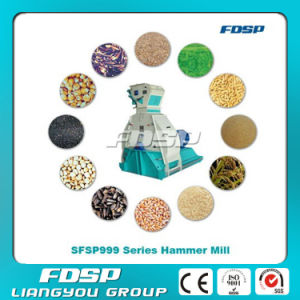 10-45t/H Corn Grinding Machine / Wheat Hammer Mill for Sale pictures & photos