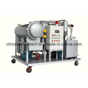 Online Coalescence and Vacuum Lube Oil Filtering Equipment pictures & photos