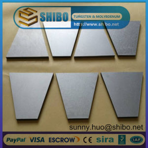 Polished Molybdenum Plates pictures & photos