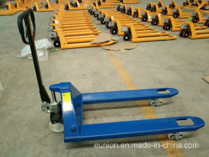 Heavy Duty Durable Hydraulic Hand Transpallet pictures & photos