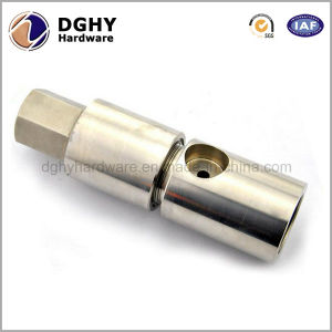 CNC Machined Auto Spares Parts, Precision Finish Stainless Steel Rollers Transmission Output Shaft/Idler Shaft/Driven Shaft pictures & photos