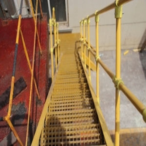 Bell Fiberglass Structural Stair Treads/Stair Treads Grating pictures & photos