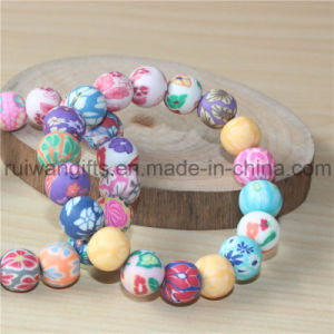 Wholesale Colorful Clay Beads Bracelet for Woman pictures & photos