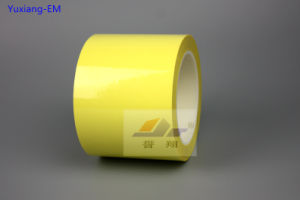 Polyester Electrical Insulation Adhesive Tape (Green) pictures & photos