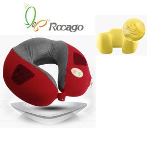 High Quality Car Massage Pillow Trave Neck Massage Pillow pictures & photos