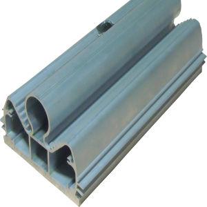 Customized Aluminium/Aluminum Extrusion with Machining for Construction pictures & photos