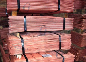 Hot Sale High Quality Copper Cathode 99.99% pictures & photos