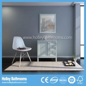 American Style Hot Selling Classic Solid Wood Bathroom Vanity (BV218W)