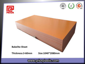 Temperature-Resistant Bakelite Sheet From China Manufacturer pictures & photos
