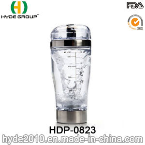 Pouplar Plastic Electric Vortex Shaker Bottle (HDP-0823) pictures & photos
