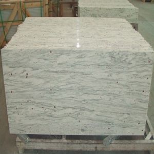 River White Granite for Slabs, Countertops (Kashmir White, Dream white) pictures & photos