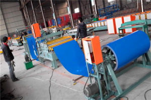 Dx Punch&Cut Machine for Ridge Tile Metal Sheet pictures & photos