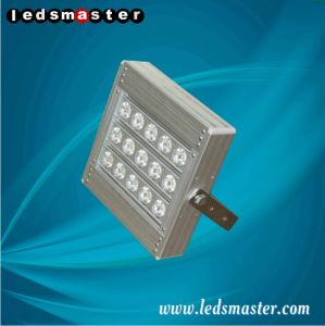 Gas Station Using LED Flood Light 140lm/W pictures & photos