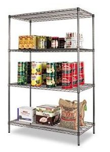 Hotel Restaurant Kitchen Display Storage Rack for Food pictures & photos