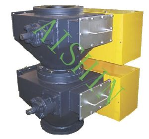 Butterfly Valve (Standard double flapper type; Flap damper) pictures & photos