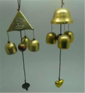 Japan Folk Art Metal Antique Wind Chime pictures & photos