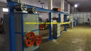 High Efficiency High Precision Optical Fiber Cable Extrusion Line pictures & photos