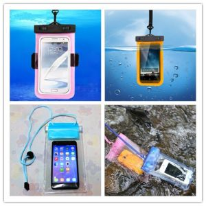 Wholesale PVC Waterproof Bag for Cell Phone pictures & photos