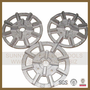 Metal Diamond Grinding Plate Disc pictures & photos