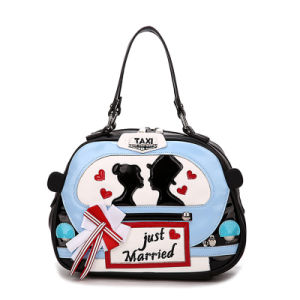 The Newest Fashion Lady Designer Cartoon Handbag pictures & photos