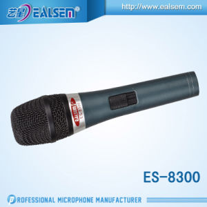Karaok Wire Microphone Dynamic Audio Microphone pictures & photos