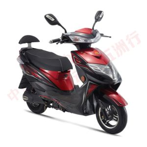 Fashion Longwise Chinese Electric Scooter 72V 800W Electric Motorcycle pictures & photos
