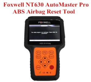 Foxwell Nt630 Automaster PRO ABS Airbag Reseter Tool pictures & photos