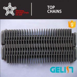 900y-006 Series 28 37 46 Width Modular Plastic Conveyor Belt/Flush Grid Modular Belt pictures & photos