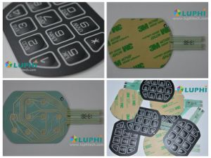 Tactile Polydome Membrane Switch (MIC-0029) pictures & photos