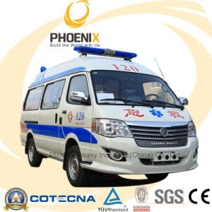 Low Price Golden Dragon LHD Ambulance with Diesel Engine pictures & photos