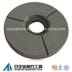 Buff Resin Bond Grinding Disk for Granite Slab pictures & photos