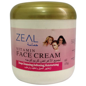 Zeal Vitamin Face Cream Softening & Moisturizing Cosmetics pictures & photos