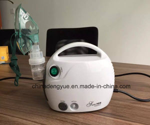 Portable Compressor Nebulizer with Mask Medical Equipment pictures & photos