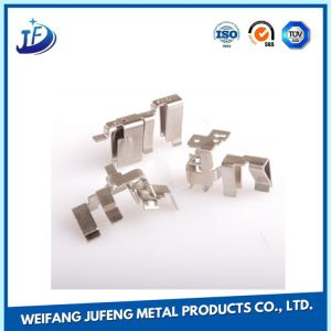Customized Sheet Metal Stamping/Stamped/Stamp Part for Electrical Cabinet pictures & photos