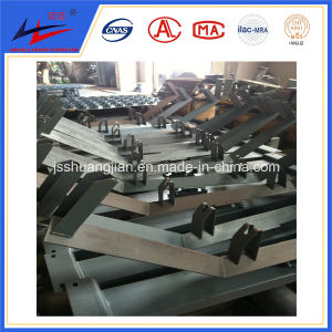 Belt Conveyor Steel Frame Price Self Aligning Frame pictures & photos