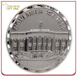 Custom Odd Shape Soft Enamel Metal Coin pictures & photos