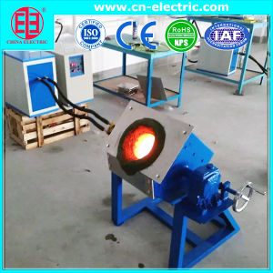 IGBT Type Induction Heating Furnace for Metal Melting and Heat Treatment Use pictures & photos