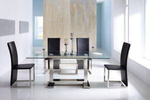 Modern Dining Table Classic Dining Table Set pictures & photos