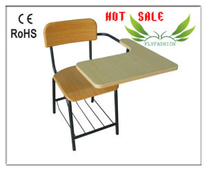 Plastic Material School Training Chairs with Tablet (SF-26F) pictures & photos