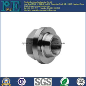 Custom CNC Machining Stainless Steel Screw Fittings pictures & photos