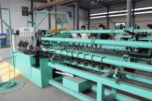 4m Chain Link Fencing Machine pictures & photos