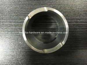 CNC Machining of Stainless Steel Pipe pictures & photos